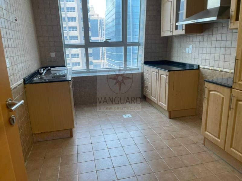 20 Chiller Free 1 BR Upgraded apt in  ARMADA TOWER in JLT