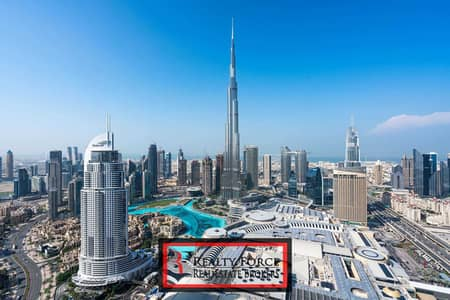 3 Bedroom Apartment for Rent in Downtown Dubai, Dubai - HIGH FLOOR | 4BR SKY COLLECTION | BILLS INCLUDED