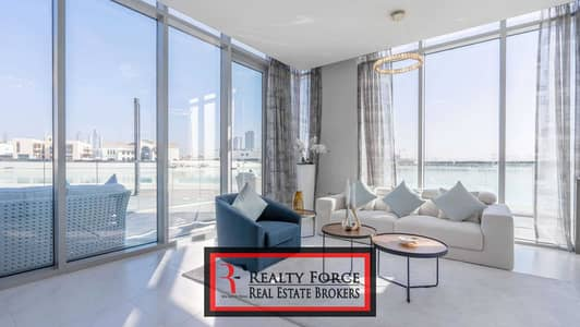 4 Bedroom Apartment for Sale in Mohammed Bin Rashid City, Dubai - ONLY AVAILABLE 4BR   FULL LAGOON VIEW   LARGE UNIT