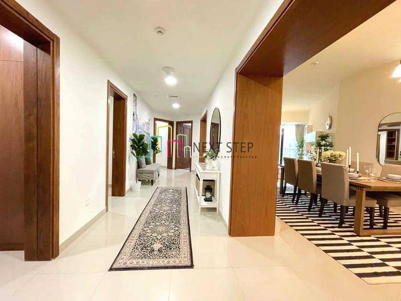2 BRAND NEW! Zero Commission 2BR Plus MR with Big Balcony l Full Facilities l Parking