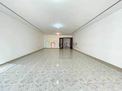 شقة 4 غرف نوم للايجار في الخالدية، أبوظبي - Limited Offer! *1 Month Free*  4BR plus Maidsroom I All Facilities I  Parking