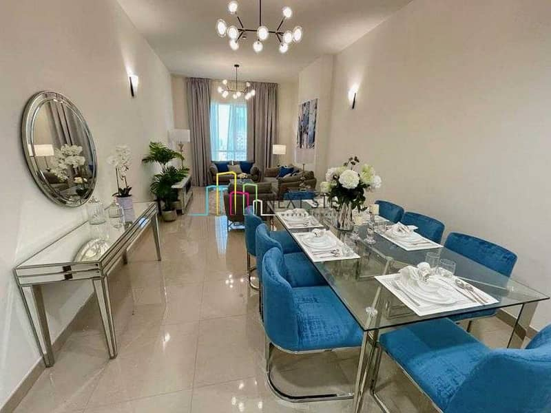 2 Brand New 3 Master BR with Sea View & 2 Parking (Unfurnished)