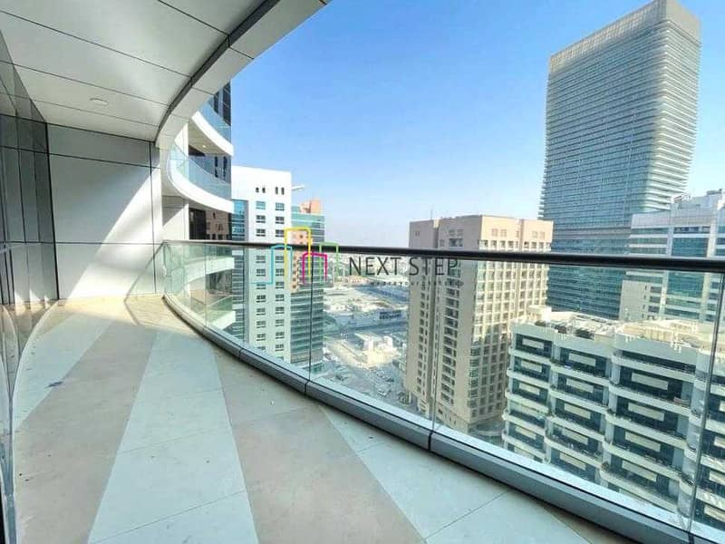 0% Commission *Brand New* 1BR  with Big Balcony l Full Facilities l Parking