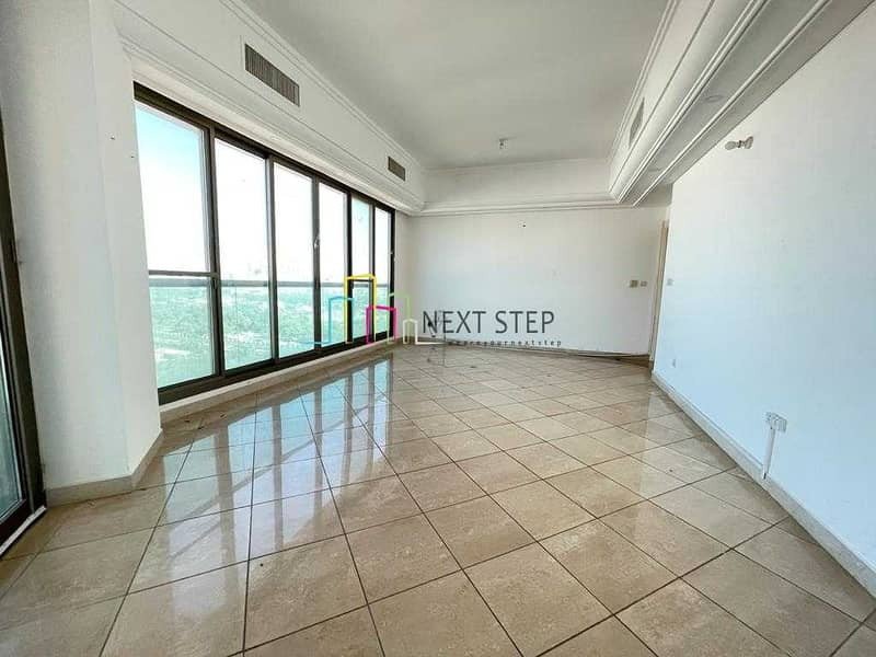 2 Extraordinary Three Bedroom Apartment in Corniche Area