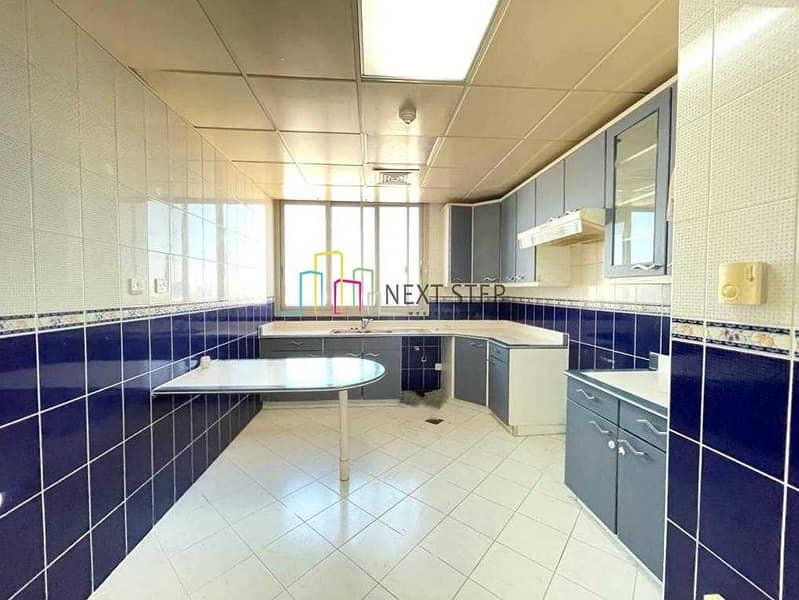 14 Extraordinary Three Bedroom Apartment in Corniche Area
