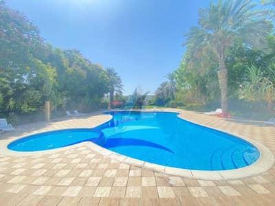 3 Bedroom Villa for Rent in Umm Suqeim, Dubai - NEAR BEACH l SEMI- INDEP 3 BED VILLA + MAID l SHARED POOL + GYM