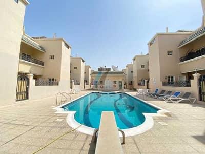4 Bedroom Villa for Rent in Umm Suqeim, Dubai - BRIGHTEN 4 BED VILLA WITH PVT GARDEN +  SHARED POOL & GYM WITH SAUNA