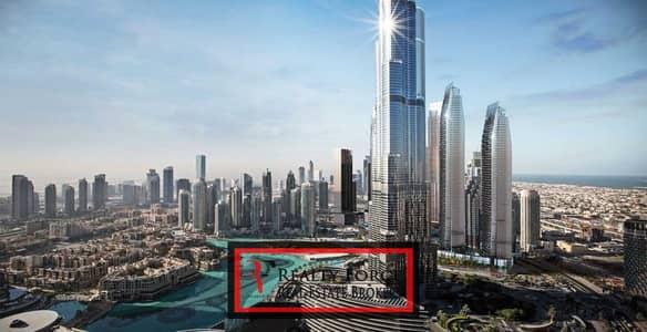بنتهاوس 5 غرف نوم للبيع في وسط مدينة دبي، دبي - HIGH FLOOR | FULL BURJ VIEW | 5BR PENTHOUSE