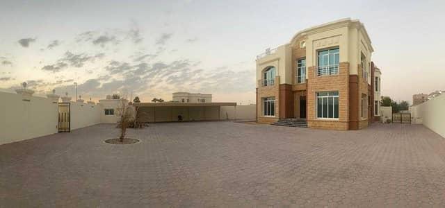 فیلا 6 غرف نوم للايجار في المزهر، دبي - فیلا في المزهر 1 المزهر 6 غرف 200000 درهم - 4898260