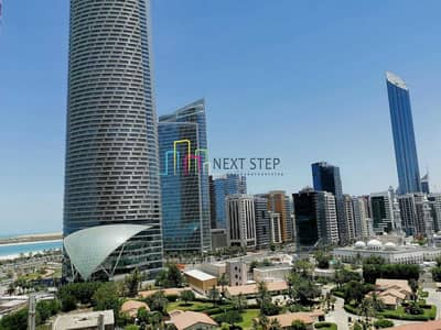 2 Bedroom Flat for Rent in Corniche Area, Abu Dhabi - Brand New !! 2 BR with Balcony and Parking