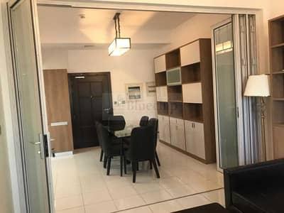 فلیٹ 1 غرفة نوم للبيع في الفرجان، دبي - Spacious Fully Furnished Converts to 2 BHK 