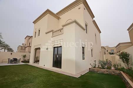 4 Bedroom Villa for Sale in Arabian Ranches 2, Dubai - Casa Type 4  I  Single Row  I Motived Seller