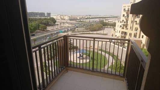شقة 1 غرفة نوم للايجار في رمرام، دبي - Huge Terrace  Hot Deal   Well Maintained