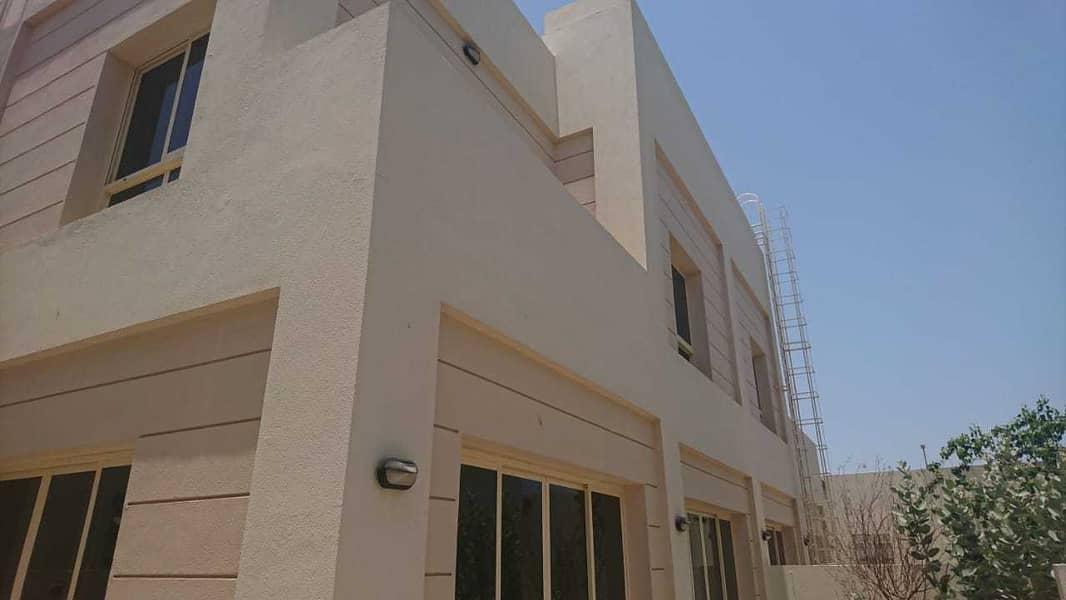 Bayti Compound Villa  3 BR + Maid  Parking