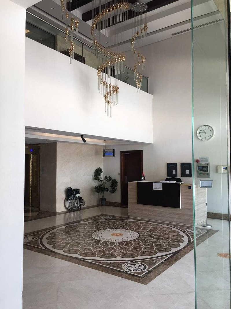 Luxurious 2 Bedroom with Store Room | Near Metro | High floor