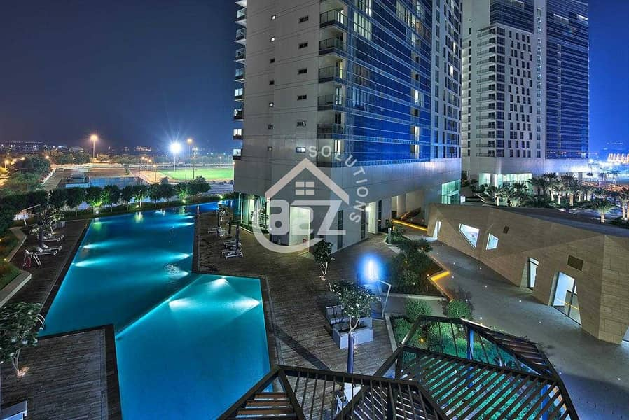 24 STYLISH  1BR APARTMENT WITH BALCONY AND AMAZING VIEW
