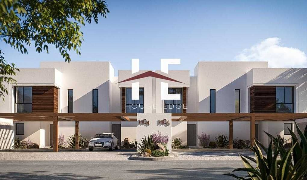 2 Luxurious Off Plan 2 BHK Villa in Yas Acres