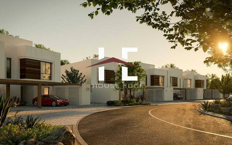 13 Luxurious Off Plan 2 BHK Villa in Yas Acres