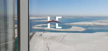شقة في برج البوابة 3 برج البوابة شمس جيت ديستريكت جزيرة الريم 2 غرف 77999 درهم - 4700344
