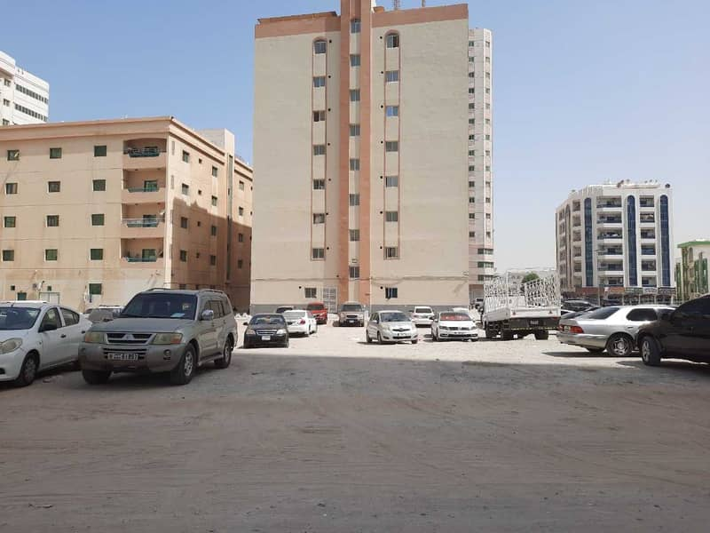 Commercial lands for sale in Al Rashidiya, Ajman * A very special location * An area of 10,000 feet * Free ownership of all nationalities for life