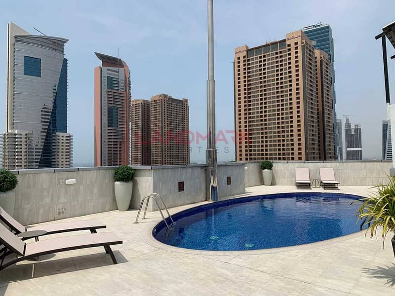 12 Free Month   2 Bedroom   Next To Metro    No Chiller   Gym   Pool   Parking