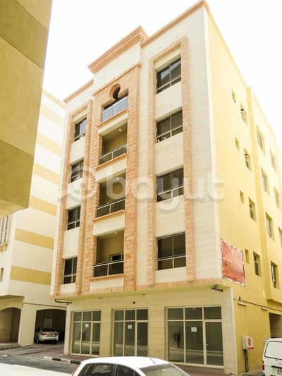 Building for Sale in Al Hamidiyah, Ajman - An opportunity for lovers of investment profitable commercial building.