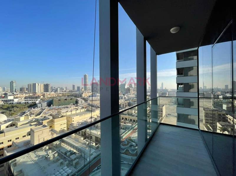 2 Spacious Studio l Brand New l Ready To Move In l Skyline View