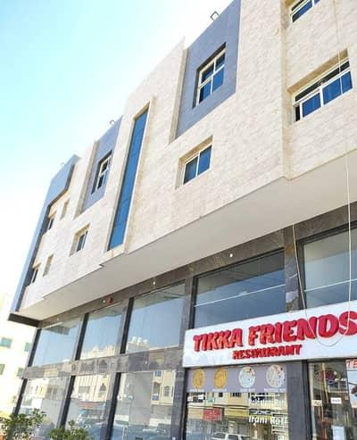 مبنی تجاري  للبيع في الروضة، عجمان - للبيع بناية تجاري في الروضة3 مساحة 10.000 قدم تصريحG+2 الدخل الحالي 610 الف