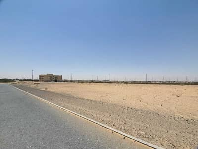 Plot for Sale in Al Rawda, Ajman - Commercial land for sale in Al-Rawda * Excellent location * * Freehold for all nationalities * 10 thousand feet area