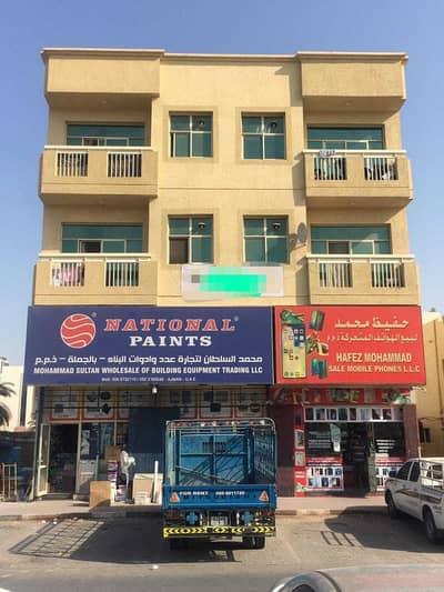 مبنی تجاري  للبيع في النعيمية، عجمان - للبيع بناية سكني تجاري مساحة 3600 قدم ارضي+طابقين