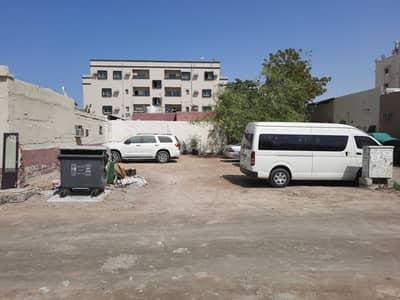Plot for Sale in Al Rashidiya, Ajman - Land for sale in Rashidiya, the corner of two streets, an area of 2000 feet