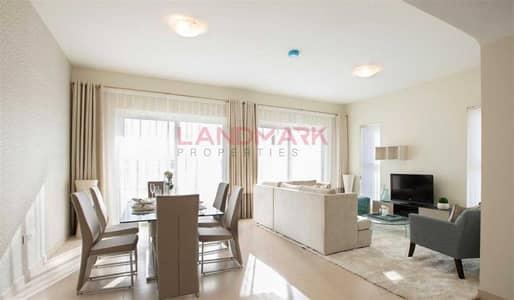 تاون هاوس 3 غرف نوم للايجار في المدينة العالمية، دبي - SINGLE RAW 3 BEDROOM HALL + MAID VILLA FOR RENT