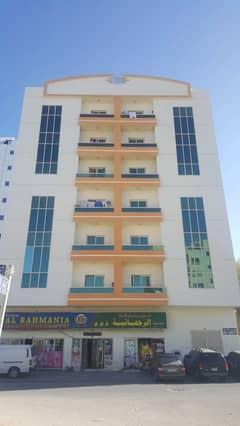 شقة غرفة وصالة للايجار السنوي بعجمان منطقة الراشدية 2