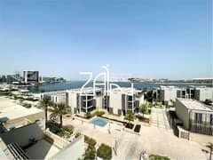 Sea View Podium Villa with Pool Owner Occupied