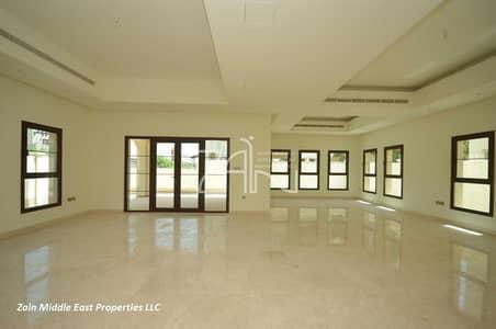 5 Bedroom Villa for Sale in Al Salam Street, Abu Dhabi - Corner Single Row Huge 5 BR Villa in Prime Location