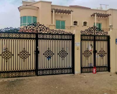 5 Bedroom Villa for Rent in Mohammed Bin Zayed City, Abu Dhabi - Outstanding Villa With Separate Entrance Big Yard AED 140k