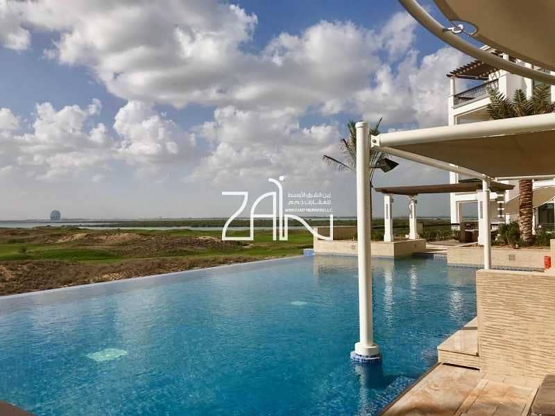 2 Hot Deal Golf View 3+M Large Layout with Balcony