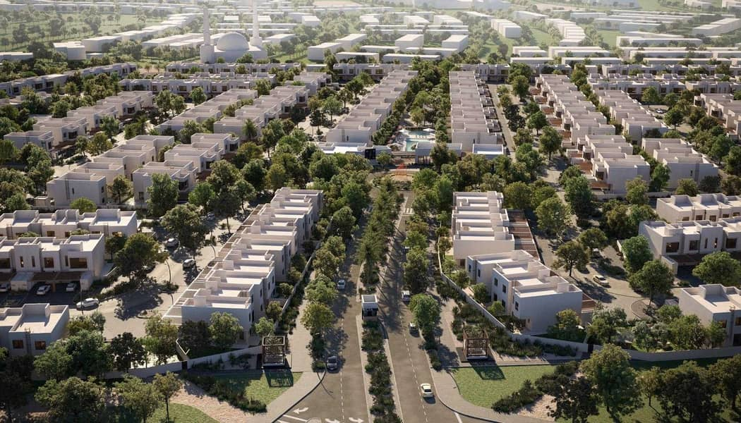 2 Own 2+M Townhouse in Yas Island Excellent Location