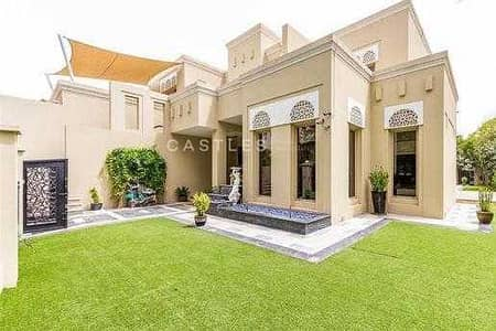 5 Bedroom Villa for Sale in Al Barari, Dubai - Spacious  Camelia 5 bed+2 study+maids