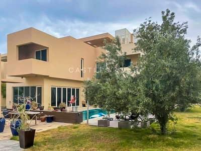 6 Bedroom Villa for Sale in Dubai Waterfront, Dubai - Spacious 6 bed+maids Veneto Villa in Waterfront