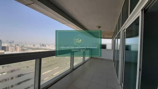 فلیٹ 1 غرفة نوم للايجار في الخالدية، أبوظبي - شقة في برج العين الخالدية 1 غرف 78000 درهم - 4302343