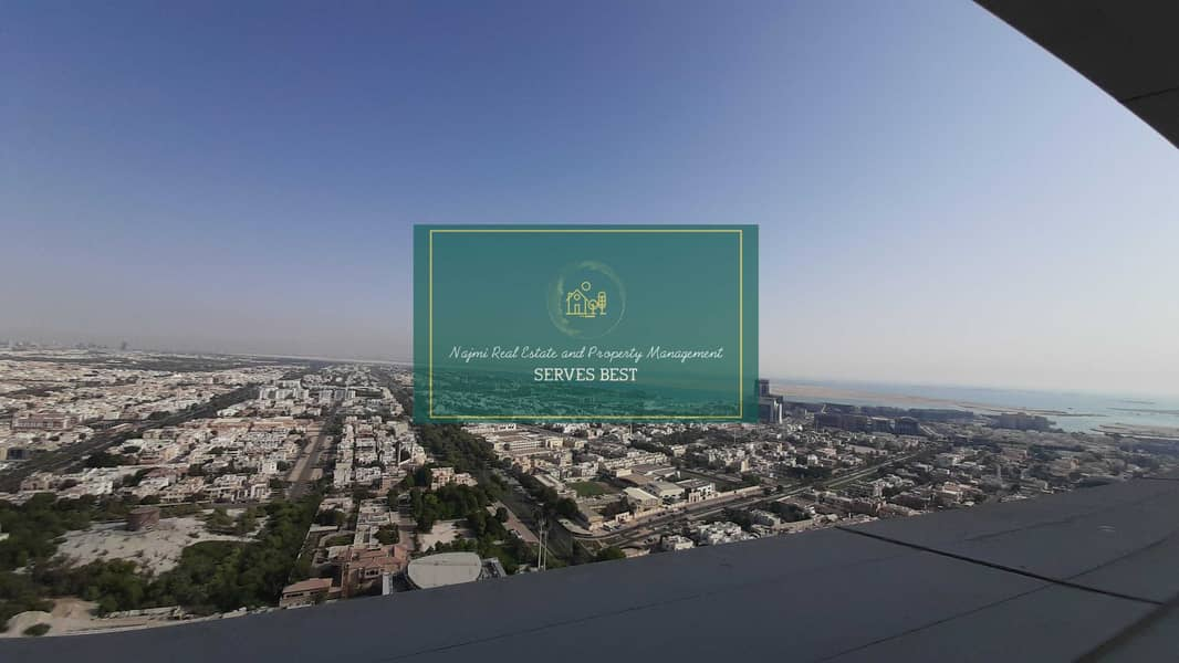 Stunning View! 2 Beds in Al Ain Tower Al Khalidiah