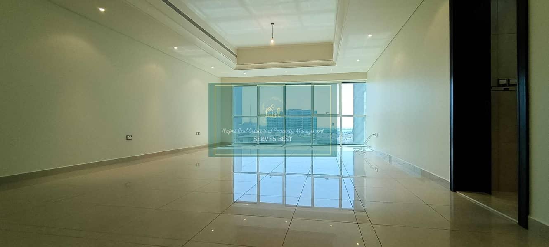 شقة في برج الشيخة سلامة شارع الخالدية الخالدية 3 غرف 135000 درهم - 5161472