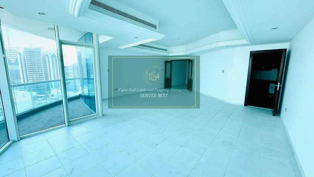 شقة في برج بالغيلم شارع الكورنيش 3 غرف 140000 درهم - 5240045