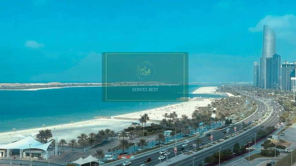 2 Magnificent Residence in Sea View! 3BR+Maids Room I Balcony