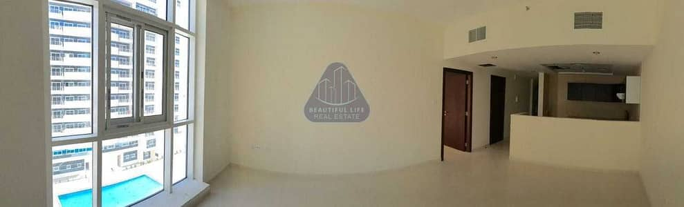 1 Bedroom Apartment for Rent in Dubai Sports City, Dubai - GOLF & POOL VIEW | LOW RENT | CLEAN BUILDING