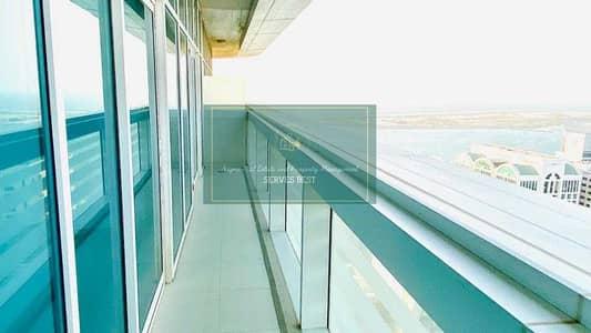 فلیٹ 2 غرفة نوم للايجار في الخالدية، أبوظبي - No Commission! 2 Bad Room with Balcony in Sea View I Parking!
