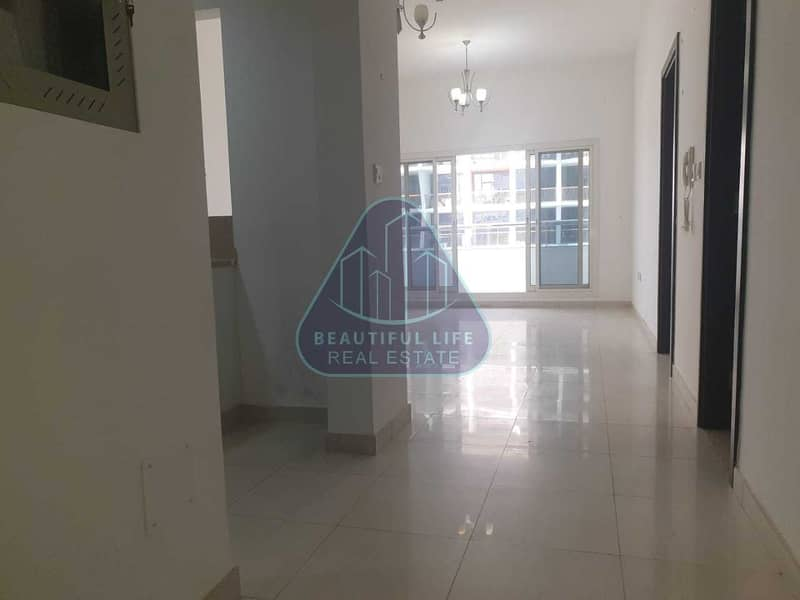 Large 1BHK I Balcony I Silicon Heights DSO
