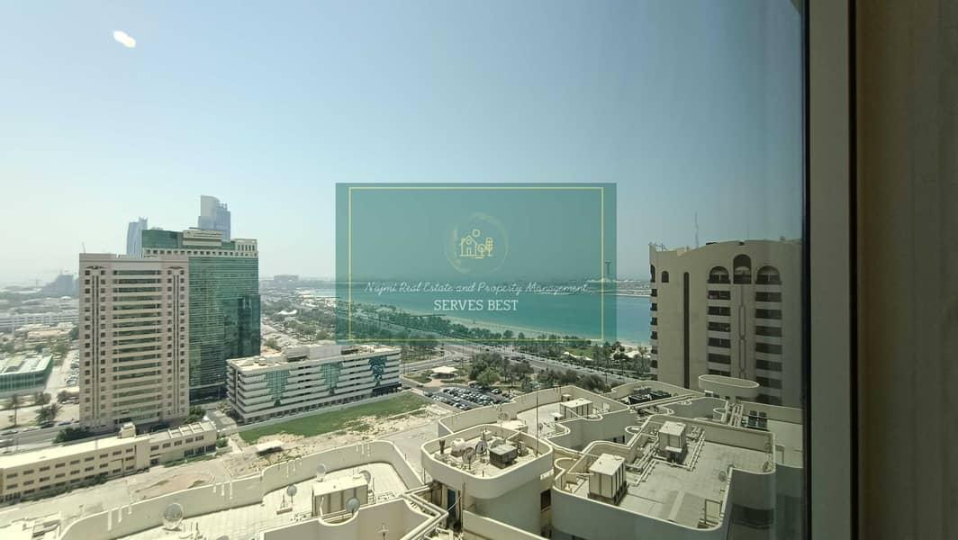 Brand New! Sea View! No Commission! 3 Beds on Corniche