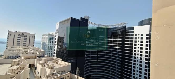 2 Bedroom Apartment for Rent in Al Khalidiyah, Abu Dhabi - 2 Beds/Maid/Balcony on Corniche Khalidiah